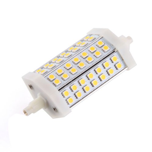 R7S J118 42 Smd Led Warm White Flood Light Lamp Dimmable Bulb 10W 118Mm