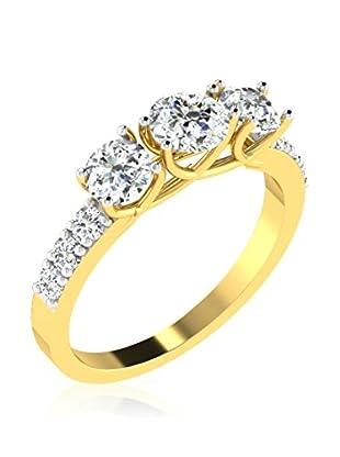 Friendly Diamonds Anillo FDR3157Y (Oro Amarillo)