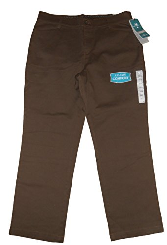 Lee Platinum Label Relaxed Fit Straight Leg Chocolate 16 Short (Platinum Label Womens compare prices)