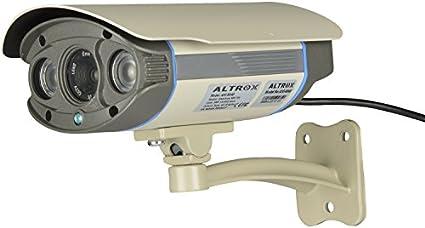 Altrox AXI-6040HD 1200TVL Bullet CCTV Camera