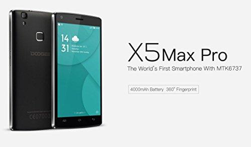 DOOGEE-X5-MAX-PRO-Smartphone-dbloqu-Ecran-50-pouces-16-Go-Android-Deux-Appareils-Photos