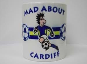 Cardiff City Football Mug / Cup Sports Memorabilia