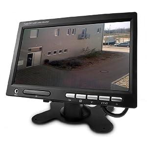 7 TFT Überwachungsmonitor CMMTUE7 für Überwachungskamera Monitor  Überwachung 12V BNC Anschluss  BaumarktKritiken und weitere Informationen