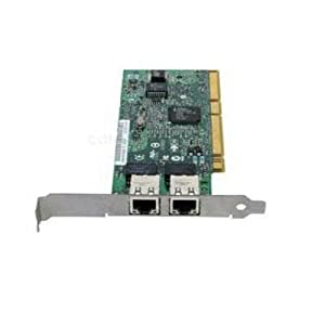 HP PCI-E Dual Ports Network Card 412646001