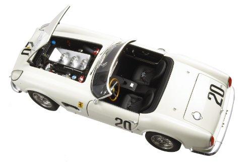 Hot Wheels Elite Ferrari 250 GT California Spider SWB LM #20