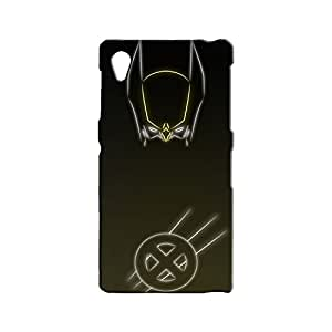 G-STAR Designer 3D Printed Back case cover for Sony Xperia Z1 - G2094