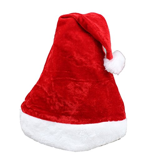 Child's Deluxe Santa Hat by Funny Party Hats® - 1