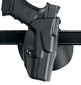 Safariland Sig Sauer Pro 2022 3.5-Inch Barrel 6378 ALS Concealment Paddle Holster (STX Black Finish,Right Handed)