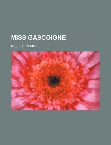 Miss Gascoigne