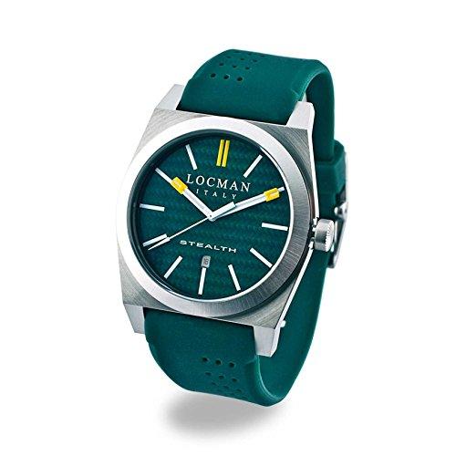 Reloj hombre Stealth Ref. 201-Locman 020100kgfyl1gog