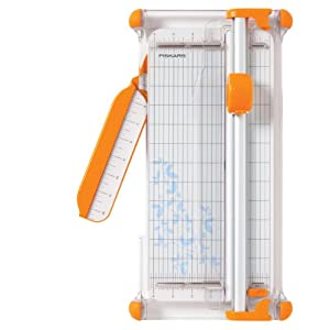 Fiskars Portable Rotary Paper Trimmer