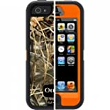 OtterBox 77-23382_B Defender Series for iPhone 5 - Max 4HD Blazed Orange
