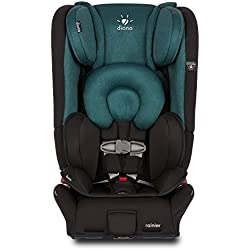 Diono Rainier Convertible Car Seat, Black Forest