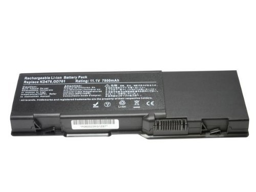 Dell 85 WHr 9-Cell Lithium-Ion Primary Battery for Dell E1505 Inspiron Laptop