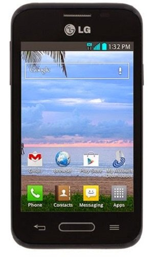 Tracfone LG Optimus Fuel Prepaid Phone with Triple Minutes (Tracfone) (Lg Optimus Fuel Cell Phone compare prices)