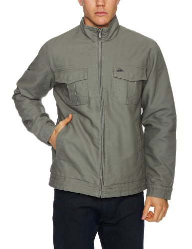 Quiksilver Huele Che Mens Jacket Tomillo Small