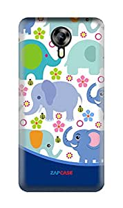 Zapcase Printed Back Case For Micromax Canvas Xpress 2