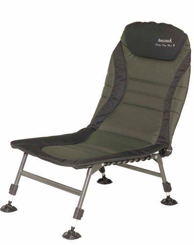 ANACONDA Slumber Chair II Karpfenstuhl