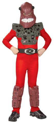Bionicles Red Piraka Costume - Child Small