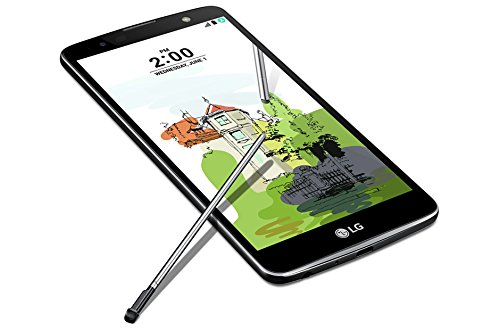 LG STYLUS 2 PLUS LG K530F Unlocked 16GB 5.7-Inch Phone - International Version (Black) (Lg Plus compare prices)
