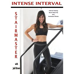 Intense Interval Stairmaster with Judi Brown