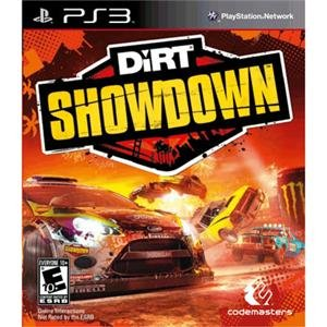 Warner Bros. 1000308542 DiRT Showdown PS3