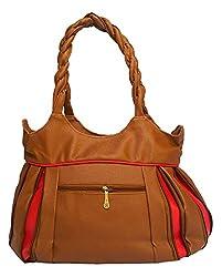 Vintage Stylish Ladies Handbag Coffee Color(bag 104