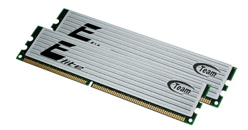 Team Eliteシリーズ DDR2-800 CL5 2GB×2 TEDD4096M800HC5DC