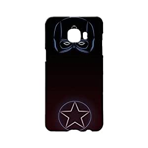 G-STAR Designer Printed Back case cover for Samsung Galaxy C7 - G6295