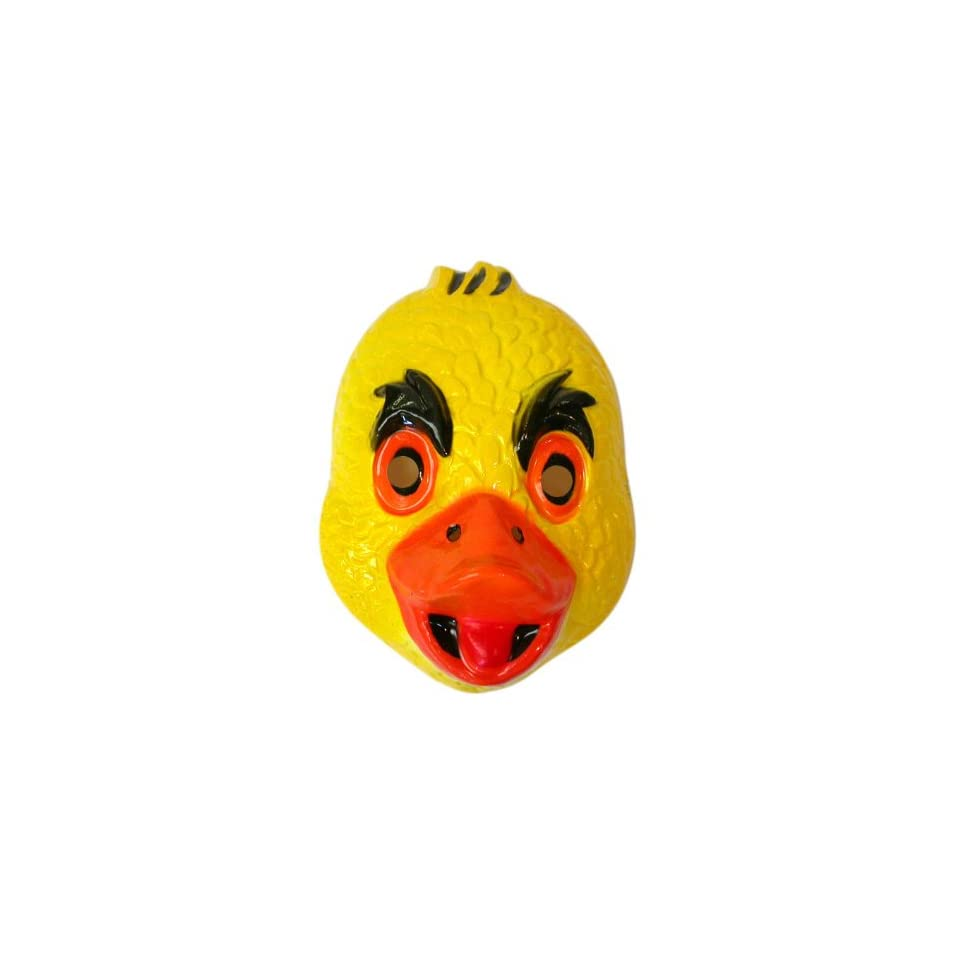Pams Childrens Farm Animal Masks Duck Face Mask Toys & Games