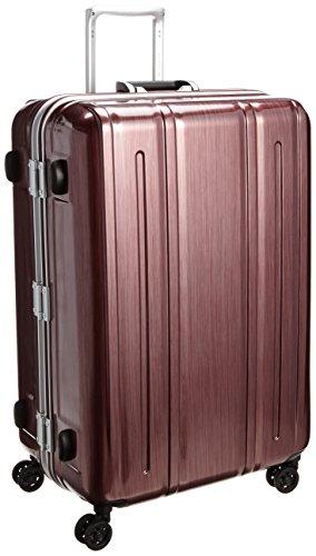[エバウィン] EVERWIN 軽量スーツケース Be Light Premium 94L 4.6kg 31229 RD (プレミアムレッド(キズ軽減加工))