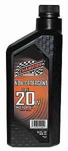 champion brands 4004h non detergent 20w 20