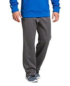 Under Armour Men's Fleece Storm Pants, Carbon Heather (090), 3X-Large
