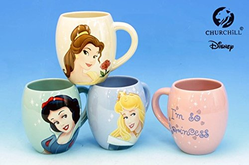 TAZZA MUG DISNEY PRINCIPESSA ASS.