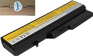 PowerSmart® 10.8V 4400mAh Li-ion Battery for Lenovo IdeaPad G570 G570A G570AH G570E G570G G575 G575A G575E G575G G575L G575M, G770 G770A G770AH G770E G770L
