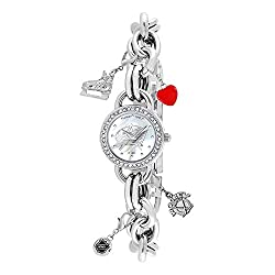Columbus Blue Jackets NHL Women's Charm Series Watch from Game Time