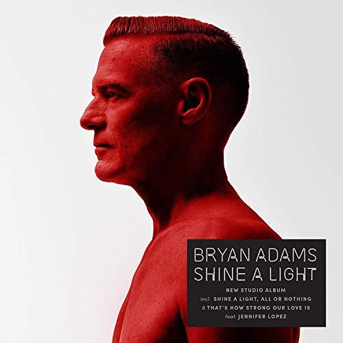 Vinilo : BRYAN ADAMS - Shine A Light