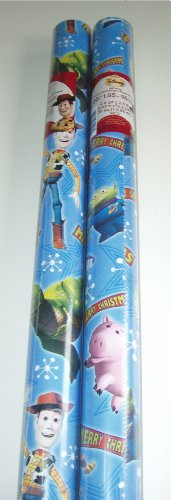 cheap disney christmas wrapping paper Wrap up your gifts with wrapping paper  start exploring all the different wrapping papers  she used it for christmas gifts, even though' the paper had a.