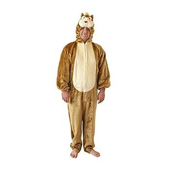 déguisement ecureuil