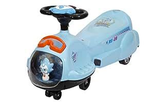 Toy House Toyhouse Spaceship Swing Car Blue