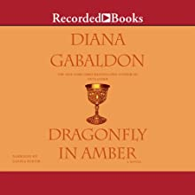 Dragonfly in Amber (       UNABRIDGED) by Diana Gabaldon Narrated by Davina Porter