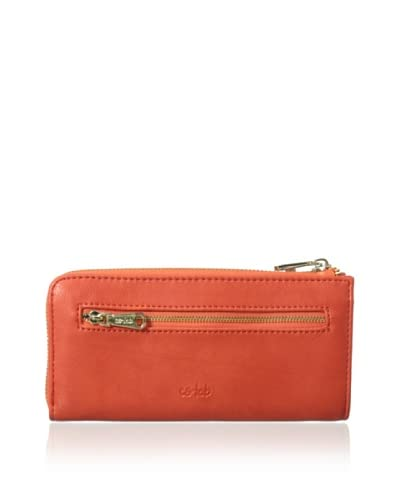co-lab by Christopher Kon Women's Pocket Wallet, Spice