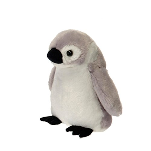 "6"" Percy the Penguin Stuffed Animal Beanbag Lil' Buddies Toy by Fiesta Toys - 1"