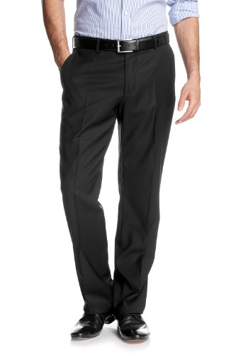 Esprit Men's Comfort Fit Suit Trouser Black 96