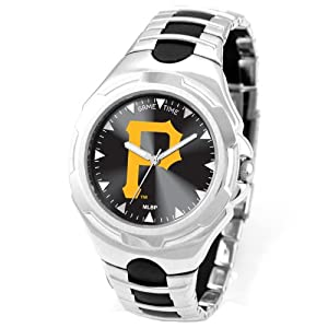 Pittsburgh Pirates Game Time Victory Series Wrist Watch P Logo by Game Time
