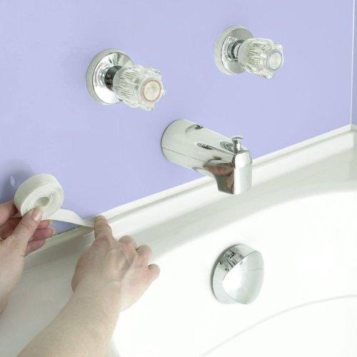 Hampton Direct Set Of 2 Adhesive Waterproof Caulk Tape