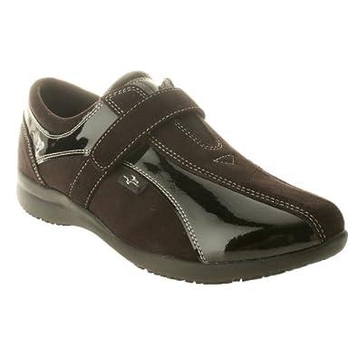 Amazon.com: Fly Flot Women's Zest Walking Shoes,Brown