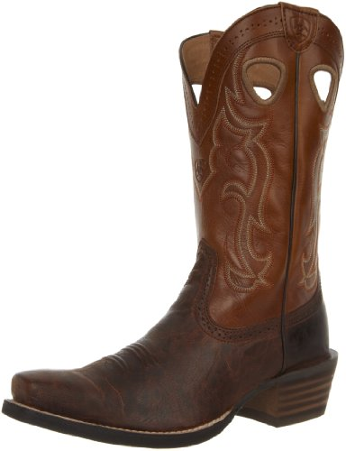 Ariat Women's Rawhide Square Toe Western Boot