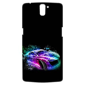 a AND b Designer Printed Mobile Back Cover / Back Case For OnePlus One (1Plus1_3D_333)