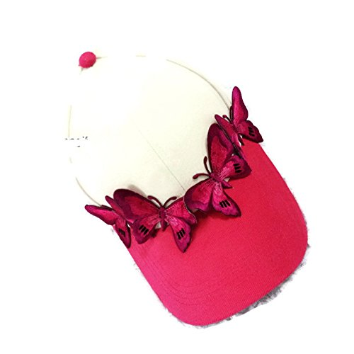Fashion Hat Cap Butterfly beautiful Style Womens Fashion Hat Cap (Girls Light Blue Converse compare prices)